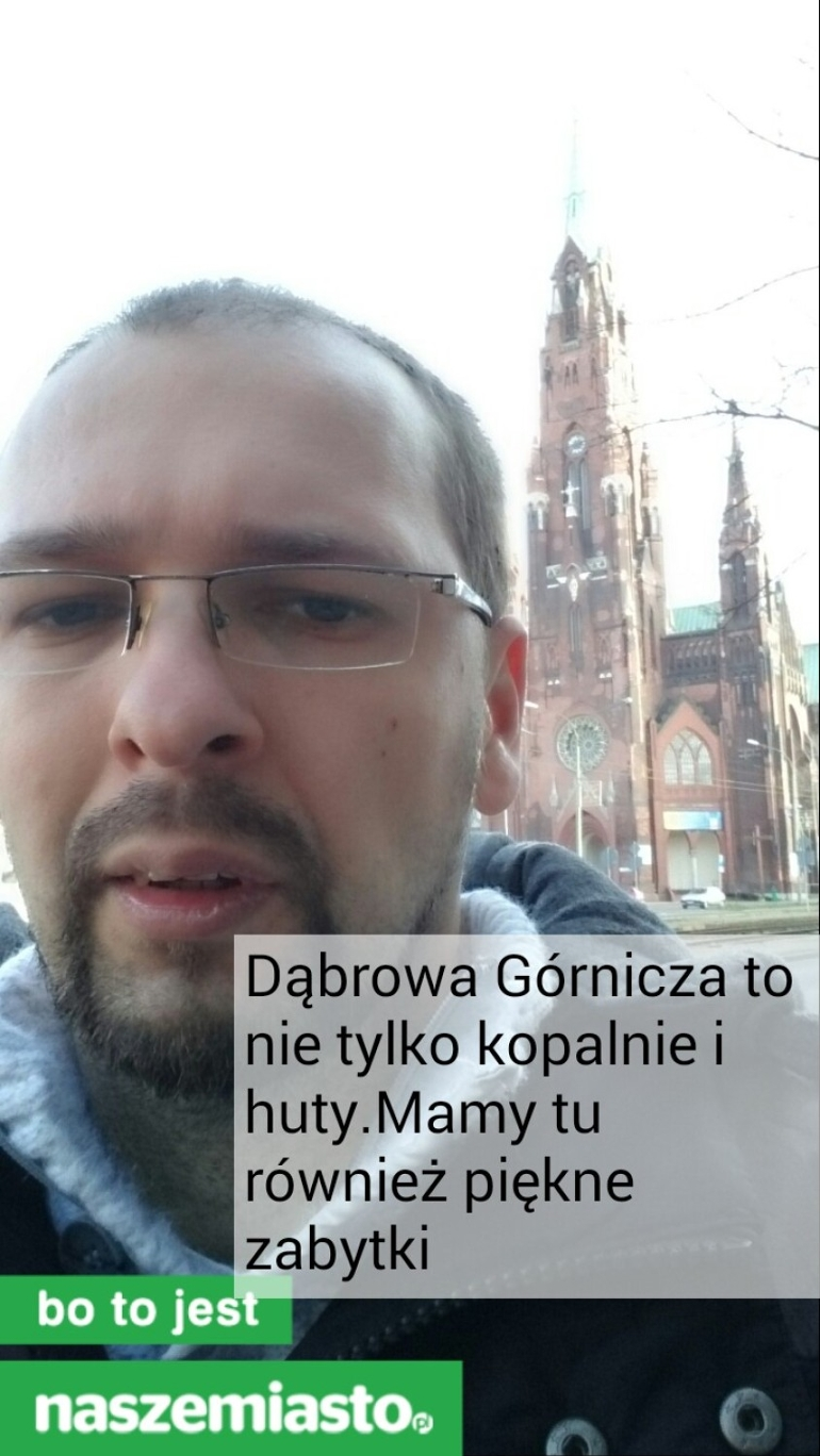 Dąbrowa Górnicza to nie tylko kopalnie i huty.