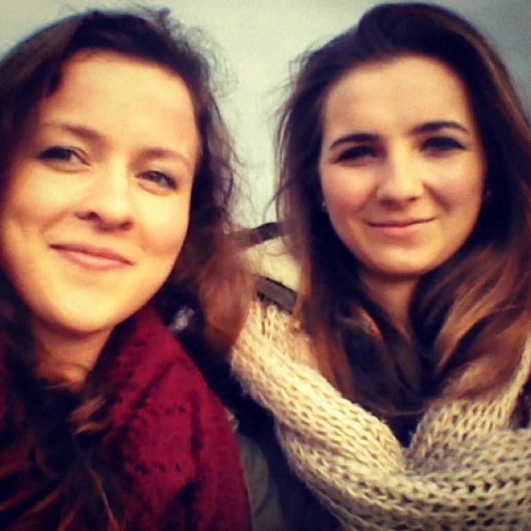 Best friend - Julka ;)