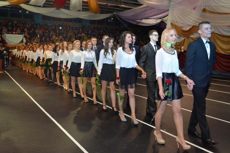 LUBELSKIE Zespół Szkół Ponadgimnazjalnych im. Jana Pawła II w Radzyniu Podlaskim