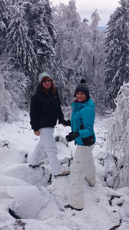 Siostrzyczki Edyta i Wiola