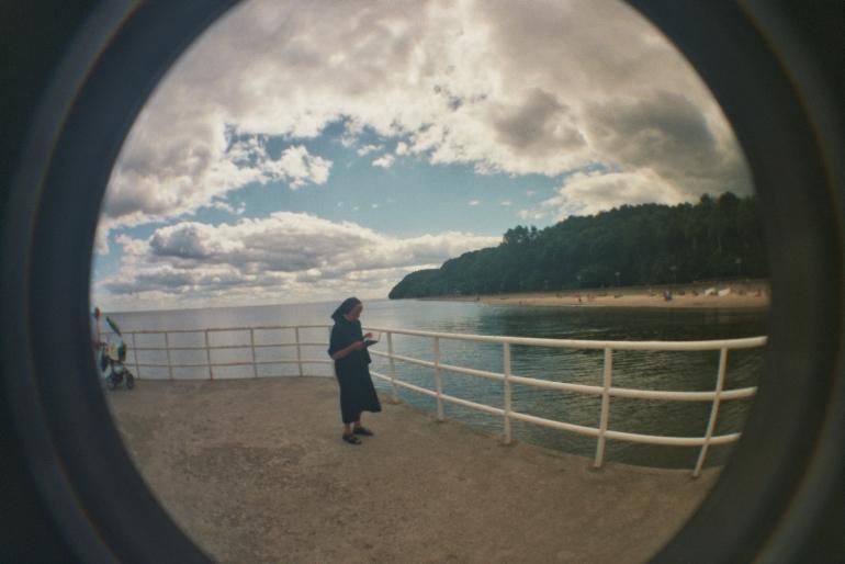 Spokój nad morzem