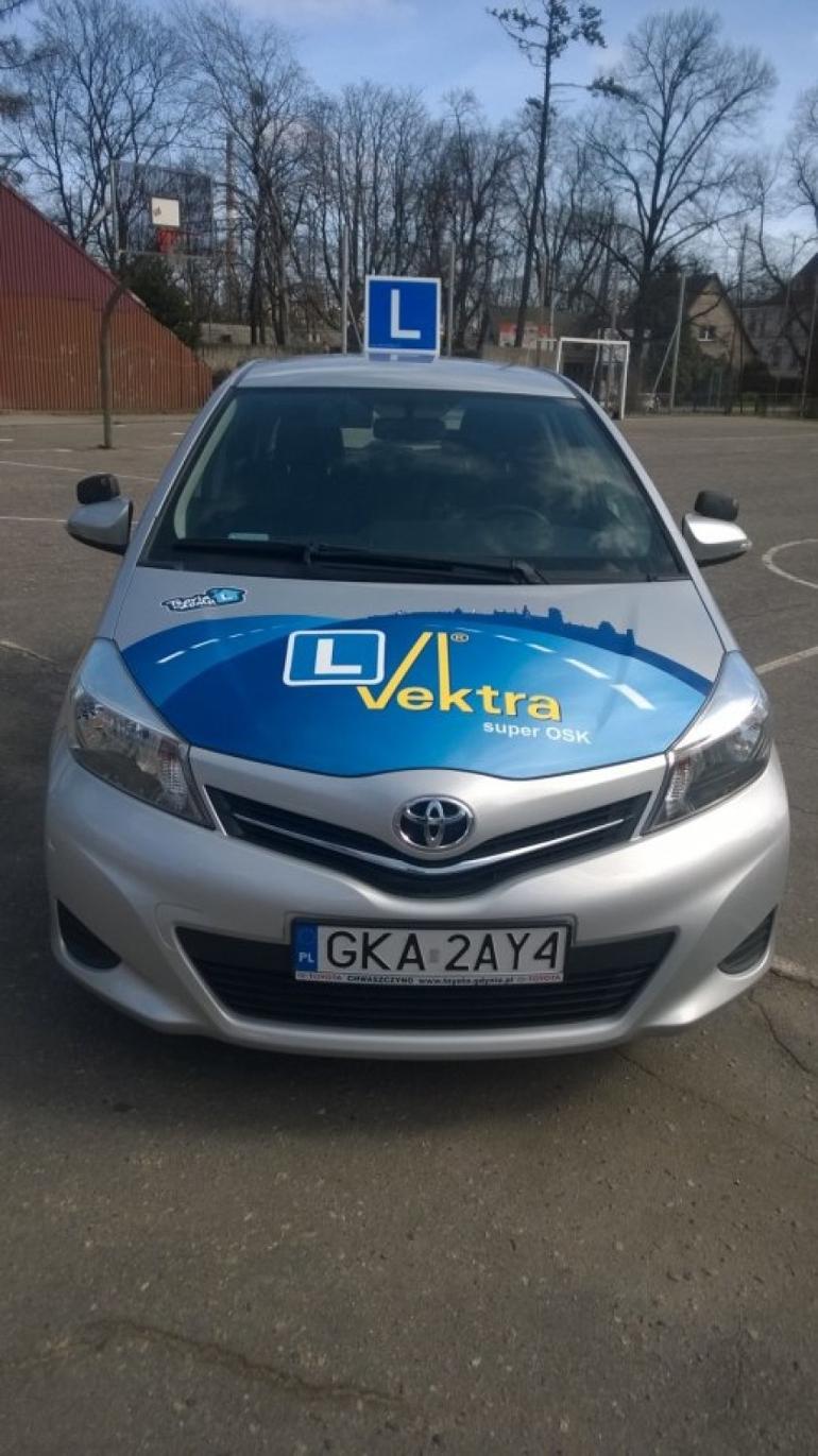 Ośrodek Szkolenia Kierowców Vektra