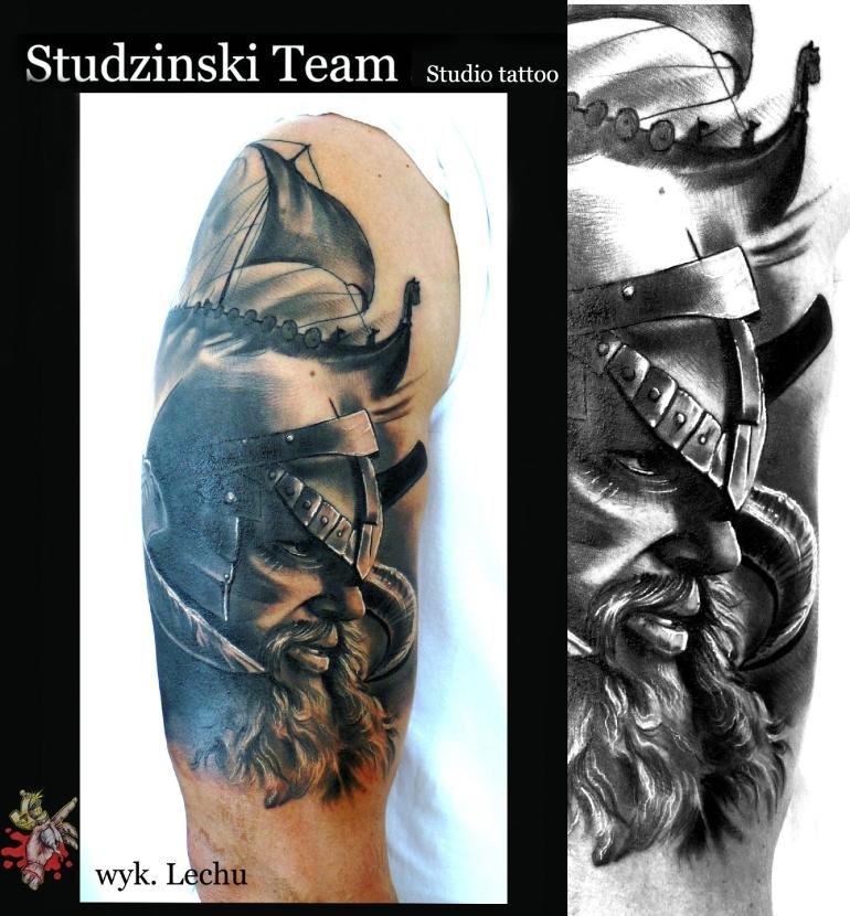 Salon Urody Koliber Studio Tatuażu Studziński Najlepsza