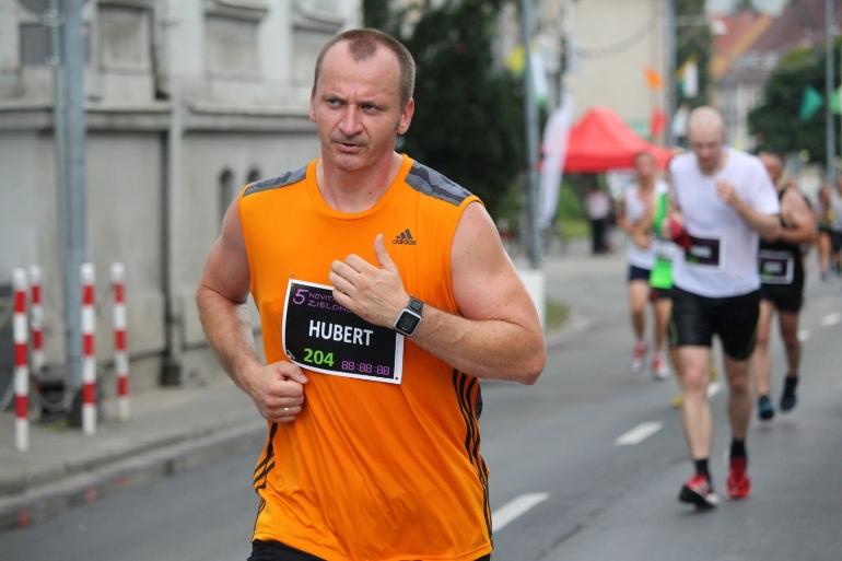 Hubert Piwko, Zielona Góra
