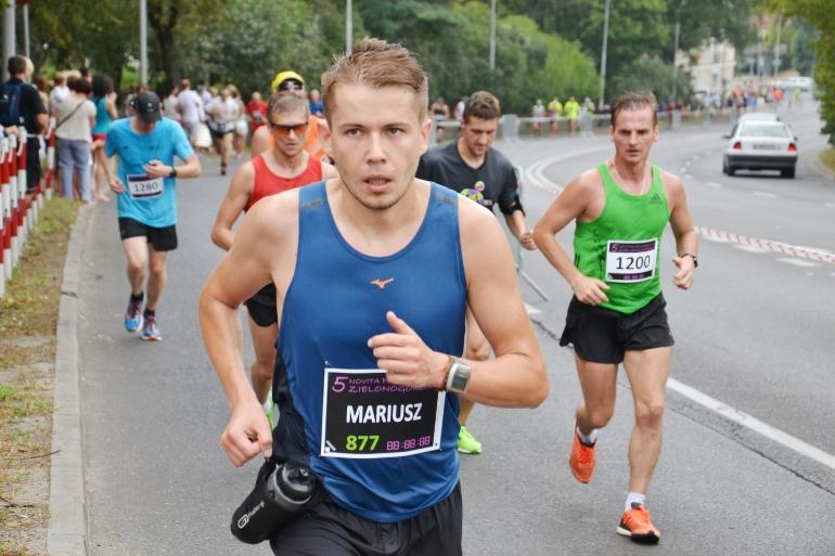 Mariusz Jaśkowiak, drużyna Gazety Zielona Góra, Zielona Góra