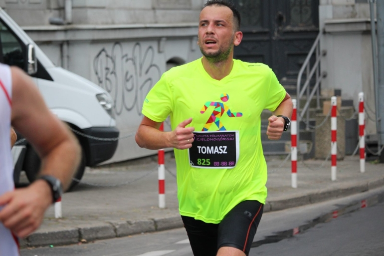 Tomasz Kasperowicz, Zielona Góra