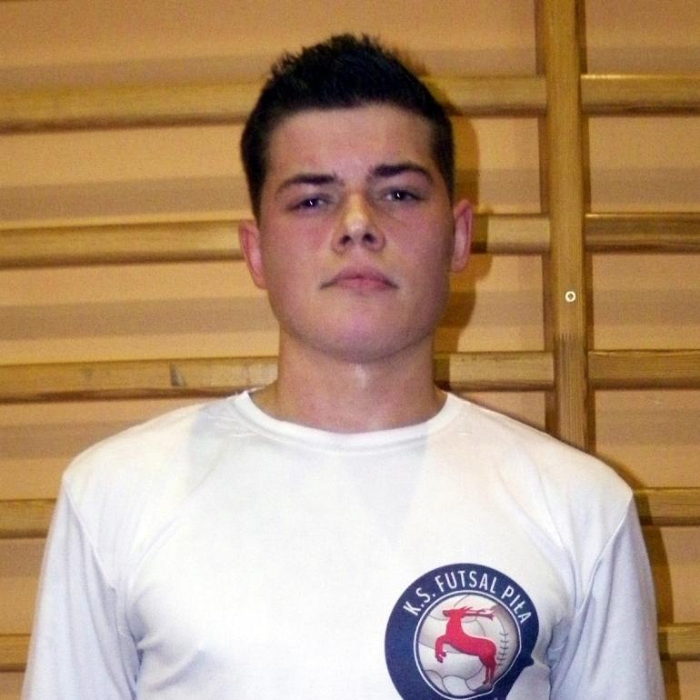 Łukasz Kozłowski (Credo Futsal Piła) – futsal