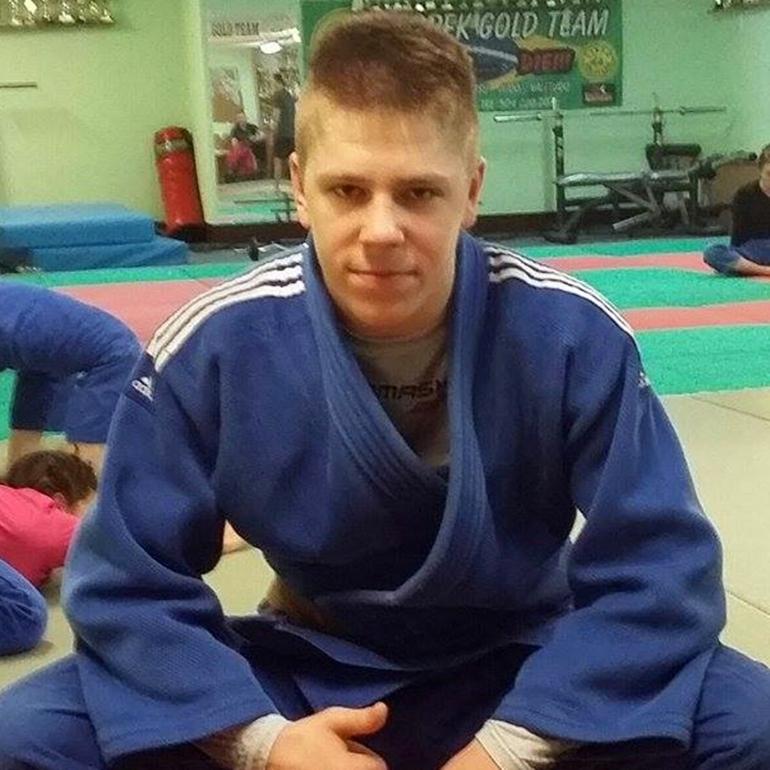 Oskar Pazdaj (UKS 3 Piła) – judo