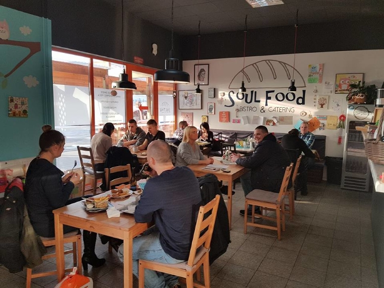 Soul Food Bistro Catering Mistrzowie Kuchni Powiat