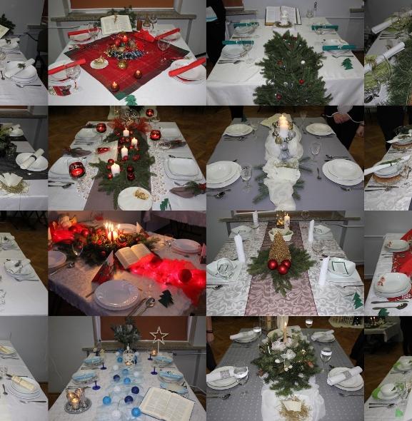 Najpiękniejszy stół świąteczny
