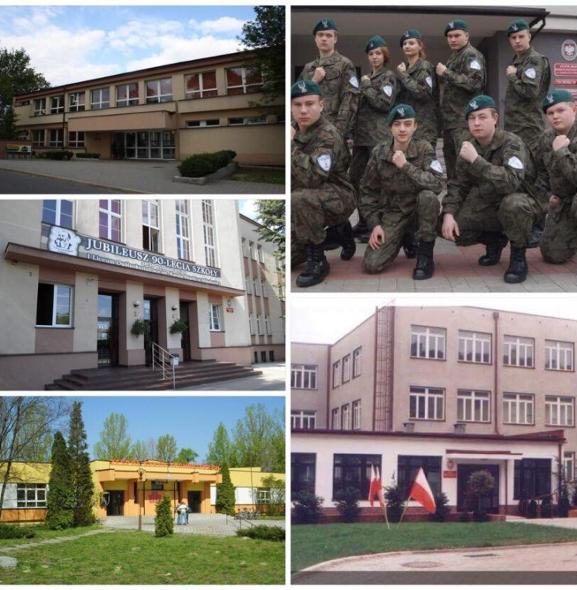Najfajniejsza szkoła średnia w pow. mikołowskim 2018