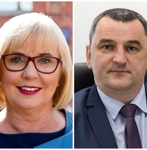 Dziedzic kontra Wesoły - na kogo oddasz głos w II turze wyborów w Rudzie Śląskiej? [GŁOSOWANIE]