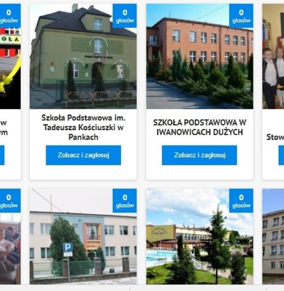Najfajniejsza szkoła podstawowa w powiecie kłobuckim 2018