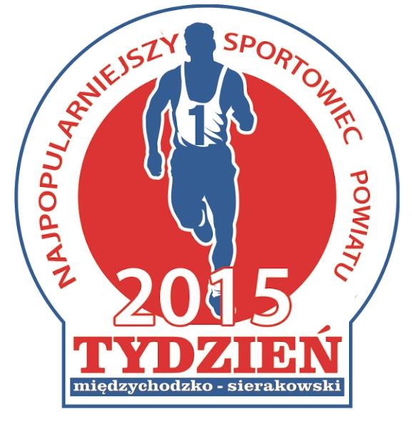 Najpopularniejszy Sportowiec Powiatu Międzychodzkiego 2015