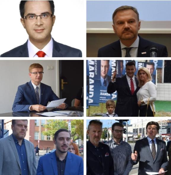 Kto powinien zostać prezydentem Częstochowy? Oddaj głos na swojego kandydata! [WYBORY 2018]