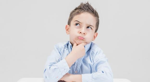 Weź nie pytaj... Czy jesteś cierpliwym rodzicem? Sprawdź, czy dobrze odpowiesz na dziecięce pytania!
