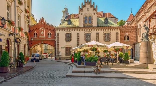 Myślisz, że dobrze znasz Kraków? A rozpoznasz dzielnice na mapie? [QUIZ]