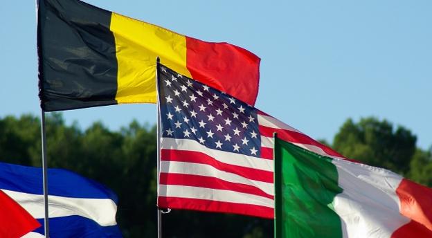 Mistrzu Geografii! Czy rozpoznasz te flagi z różnych krajów? QUIZ