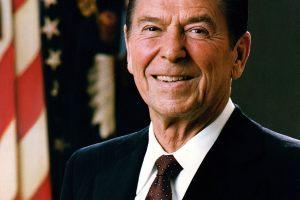Czym zajmował się Ronald Reagan zanim został prezydentem USA?