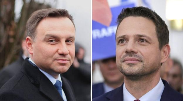 Duda czy Trzaskowski? Z którym kandydatem jest ci po drodze? Test preferencji politycznych