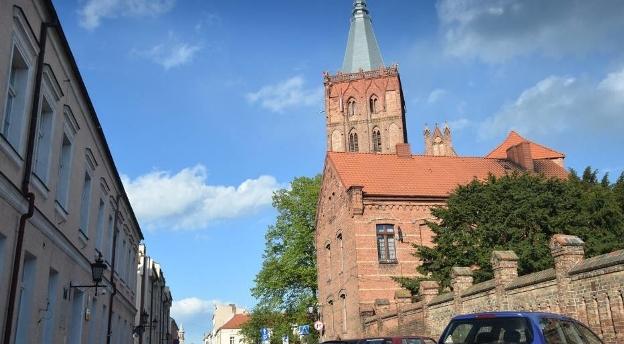 Czy rozpoznajesz ulice w Chełmnie?