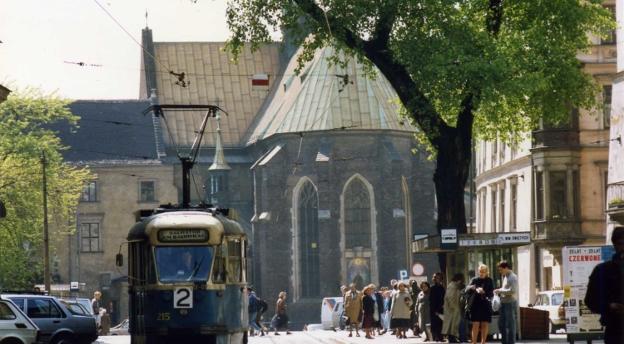 Jak dobrze pamiętasz Kraków lat 90.? [QUIZ]