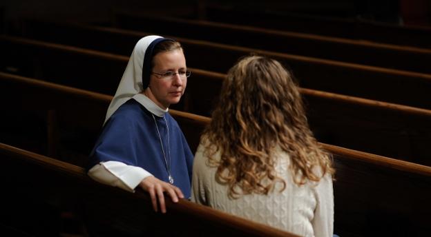 Rzuć korporację - wybierz klasztor! Czy nadajesz się na zakonnicę? [QUIZ]