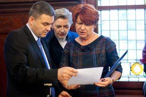 Kto przewodniczy Radzie Miejskiej Wałbrzycha?