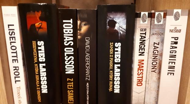 Co Ty wiesz o skandynawskich kryminałach? Książki