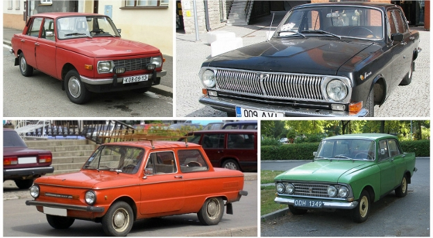 Rozpoznajesz te stare samochody? To prawdziwe legendy PRL-u!